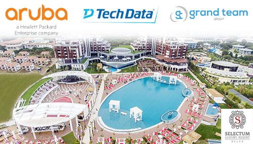 Aruba Networks Tech Data Globaltechmagazine