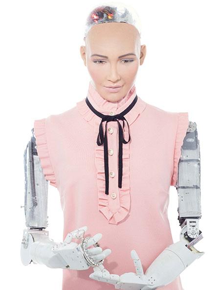 Robot-Sophia-globaltechmagazine