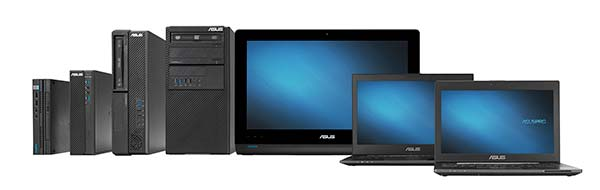 Asus Pro Global Tech Magazine