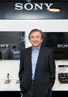 Sony Mobile Global Tech Magazine Hirokazu Ishizuka