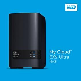 WD My Cloud Ex2 Globaltechmagazine.com