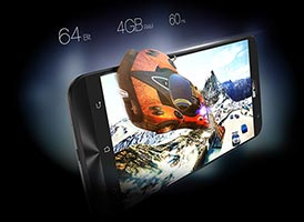 Asus Zenfone2 performance Global Tech Magazine