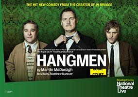 Hangmen Sony 4K Globaltechmagazine