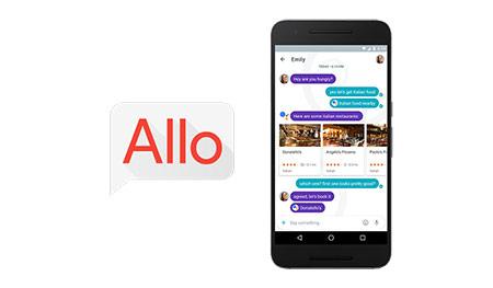 Google Allo Globaltechmagazine