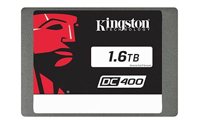 Kingston DC 400 Globaltechmagazine