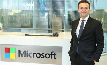 Microsoft Globaltechmagazine KadirSener