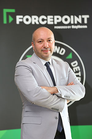 Forcepoint Levent Turan Globaltechmagazine