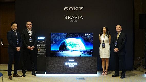 Sony Bravia Oled TV Globaltechmagazine