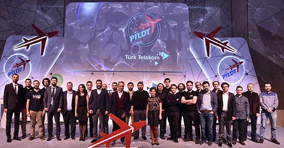 Türk Telekom-Pilot-Demo-Day