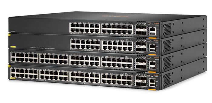 Aruba-6300F-network