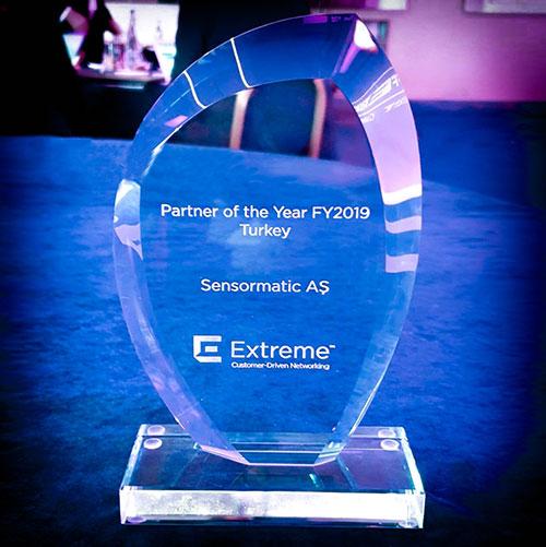 Sensormatic-Extreme-Networks